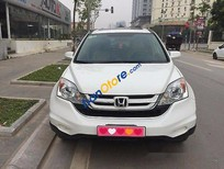 Cần bán Honda CR V sản xuất năm 2009, màu trắng, xe nhập, giá 777tr