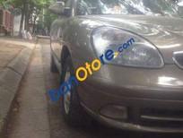 Bán Daewoo Nubira MT sản xuất 2002, màu nâu số sàn, giá 118tr