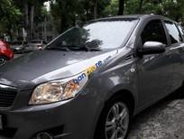 Xe Daewoo GentraX SX 1.2 năm sản xuất 2010, màu xám, nhập khẩu Hàn Quốc