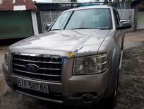 Cần bán lại xe Ford Everest 2.5 MT sản xuất 2007 ít sử dụng, giá chỉ 395 triệu