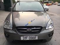 Bán xe cũ Kia Carens 2.0AT sản xuất 2010, màu xám