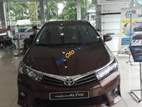 Toyota Thanh Xuân- miss Ngọc 0904880770 Altis 1. 8 CVT New 2017, km, lên tới 20tr, giao ngay, đủ mầu. TG lên tới 90%
