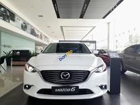 Bán xe ô tô Mazda 6 2.0L AT phiên bản 2017, màu trắng