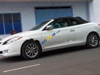 Cần bán Toyota Solara đời 2005, màu trắng, xe nhập