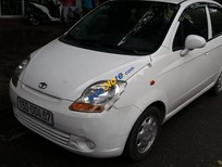 Bán Daewoo Matiz Van đời 2009, màu trắng, xe bảo hành không đâm va ngập nước