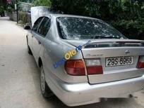 Bán xe cũ Nissan Primera MT đời 1998, màu bạc chính chủ, giá tốt