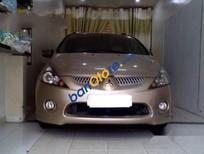 Bán Mitsubishi Grandis AT đời 2006, màu vàng số tự động
