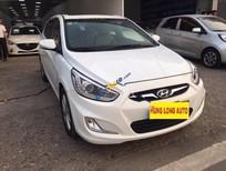 Bán xe Hyundai Accent 1.4 AT năm 2015, màu trắng, nhập khẩu số tự động