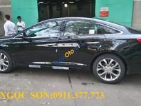 Bán Hyundai Sonata mới đời 2017, màu đen - LH Ngọc Sơn: 0911377773