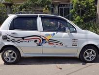 Gia đình cần bán xe Daewoo Matiz SE đời 2007, màu trắng
