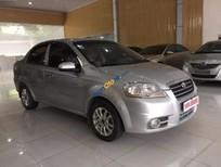 Xe Daewoo Gentra SX năm 2009, màu bạc, 245tr