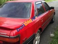 Bán Toyota Camry sản xuất 1988, màu đỏ giá cạnh tranh