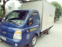 Bán Hyundai Porter đời 2007, màu xanh lam, còn rất mới chạy êm