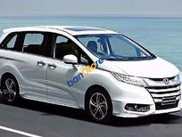 Bán Honda Odyssey 2.4CVT đời 2017, màu trắng, nhập khẩu