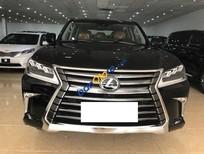 Bán Lexus LX 570 màu đen Sx 2016, ĐK 2016 tư nhân xe đi được mấy ngàn km, còn mới cứng, phí sang tên 2%