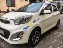 Cần bán xe Kia Picanto AT sản xuất 2014, màu trắng