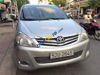 Bán xe cũ Toyota Innova 2.0V đời 2008, màu bạc