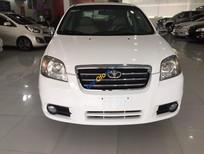Bán ô tô Daewoo Gentra 1.5MT năm sản xuất 2008, màu trắng, giá chỉ 210 triệu