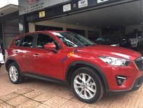 Cần bán gấp Mazda CX 5 2.0 AT 2WD năm sản xuất 2015, màu đỏ
