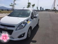 Cần bán lại xe Chevrolet Spark LS đời 2015, màu trắng số sàn