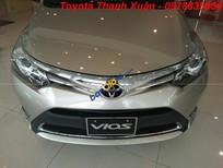 Giá xe Toyota Vios 1.5G CVT 2018 rẻ nhất tại Toyota Thanh Xuân, hỗ trợ trả góp lãi suất thấp nhất, LH 0978.835.850