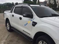 Bán Ford Ranger Wildtrak năm 2015, màu trắng, xe nhập chính chủ, giá chỉ 670 triệu