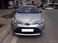 Bán Toyota Vios năm 2014, màu bạc ít sử dụng