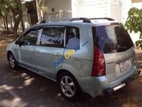 Cần bán xe Mazda Premacy đời 2003, màu bạc, máy gầm còn màu, chạy cực êm