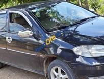 Bán xe Toyota Vios MT đời 2005, màu đen số sàn