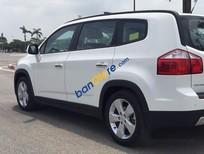 Xe Chevrolet Orlando năm sản xuất 2015, màu trắng như mới