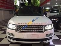 Cần bán gấp LandRover Range Rover HSE năm sản xuất 2013, màu trắng, xe nhập