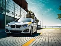 Bán xe BMW 1 Series 118i năm 2017, màu trắng, nhập khẩu