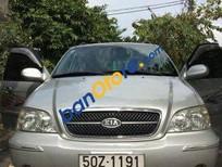Chính chủ bán xe Kia Carnival MT đời 2007, màu bạc