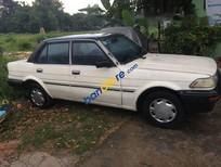 Cần bán xe Toyota Corolla năm sản xuất 1986, màu trắng, nhập khẩu