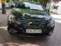 Cần bán Hyundai Sonata Y20 năm 2010, màu đen, nhập khẩu nguyên chiếc