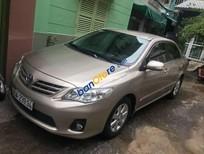 Chính chủ bán xe Toyota Corolla altis 1.8 AT năm 2013, màu vàng