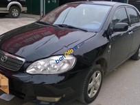 Bán ô tô Toyota Corolla sản xuất 2003, màu đen số sàn