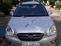 Cần bán xe Kia Carens 2.0 AT sản xuất 2008, màu bạc, nhập khẩu số tự động, 350 triệu