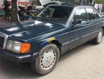 Bán Mercedes đời 1990, màu xanh lam số sàn