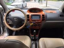 Bán Toyota Vios 1.5G sản xuất 2004, màu bạc giá cạnh tranh