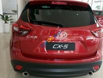 Mazda CX 5 Facelift 2.5 2WD 2017, màu đỏ, giá tốt - Điền Vĩ Lương