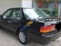 Bán xe cũ Honda Accord đời 1992, màu đen, xe cực đẹp, chắc êm, động cơ mạnh mẽ