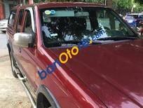 Cần bán lại xe Ford Ranger sản xuất 2001, màu đỏ đã đi 10000 km