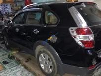 Bán Chevrolet Captiva LT sản xuất năm 2007, màu đen, nhập khẩu số sàn
