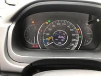 Bán Honda CR V 2.4AT đời 2015, màu trắng số tự động