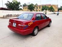 Cần bán xe Toyota Corolla 1.3 đời 2001, màu đỏ, giá tốt
