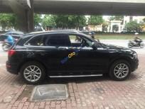 Cần bán lại xe Audi Quattro Q5 2.0T  Premium năm 2011, màu đen, nhập khẩu
