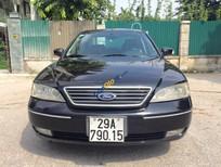 Cần bán gấp Ford Mondeo 2.5 AT sản xuất năm 2005, màu đen số tự động