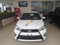 Cần bán Toyota Yaris 1.5E(CVT) đời 2017, đủ màu, nhập khẩu, KM cực lớn liên hệ ngay