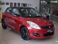 Cần bán xe Suzuki Swift năm sản xuất 2017, màu đỏ giá cạnh tranh